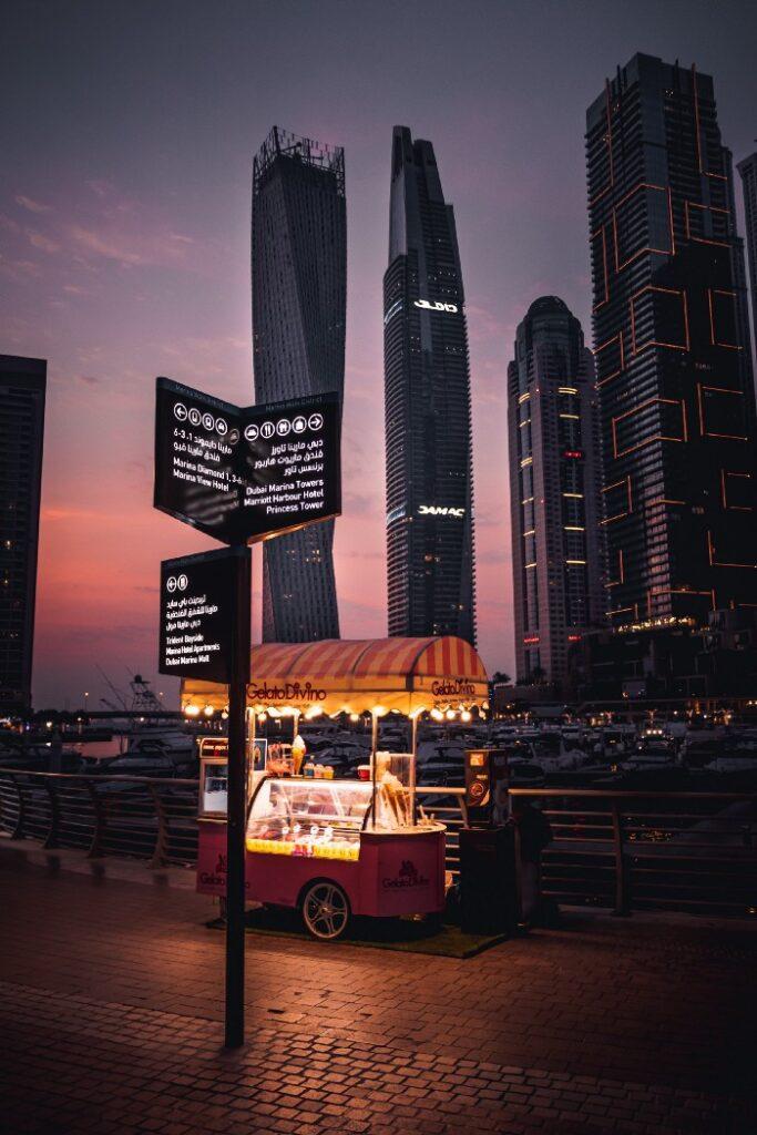 Restaurants à Dubai