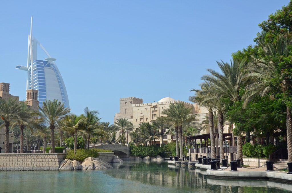 Burj-al-Arab : l'un des hôtels les plus luxueux au monde